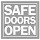 Safe Doors Open